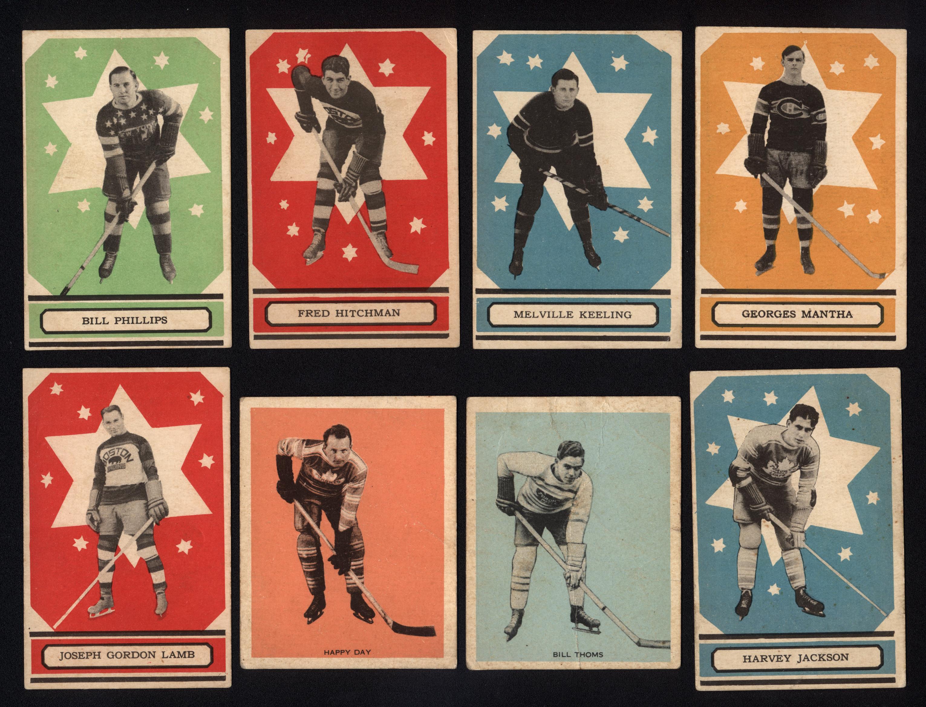 1930 O-Pee-Chee Hockey
