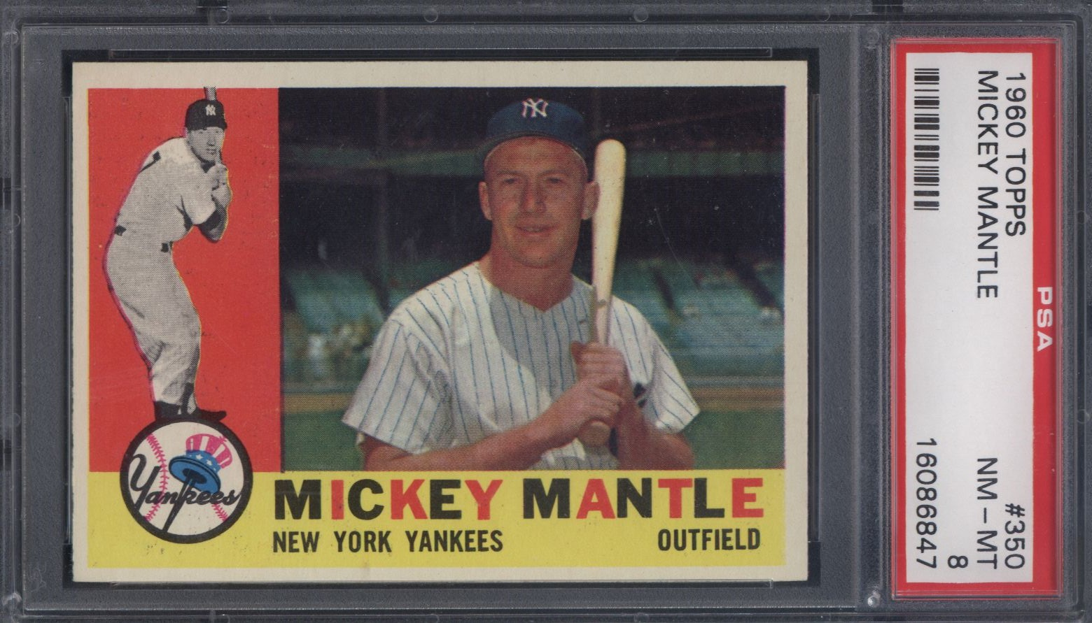 The 1960 Topps Baseball Psa Set Collection Just Collect Blog