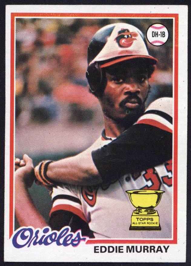 Eddie Murray Rookie