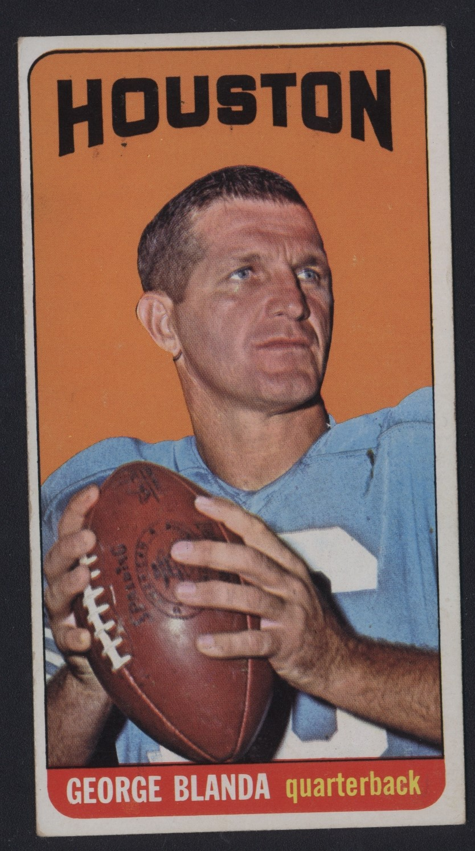 1965 Topps George Blanda