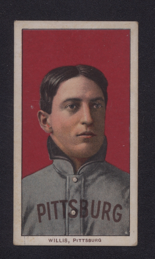 T206 Vic Willis Pittsburg