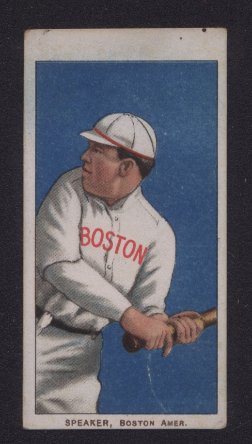 T206 Tris Speaker Boston
