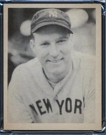 1939 Play Ball #3 Red Ruffing