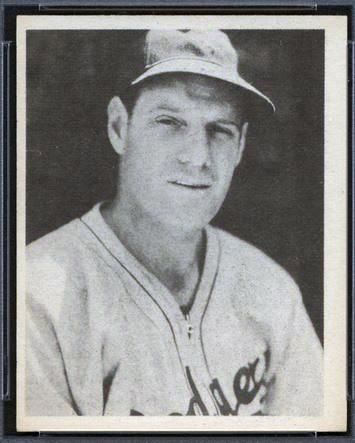 1939 Play Ball #6 Leo Durocher