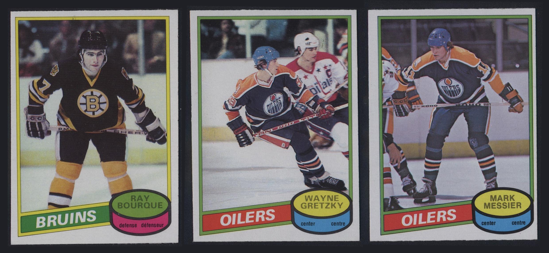 1980 OPC O-Pee-Chee Hockey Cards