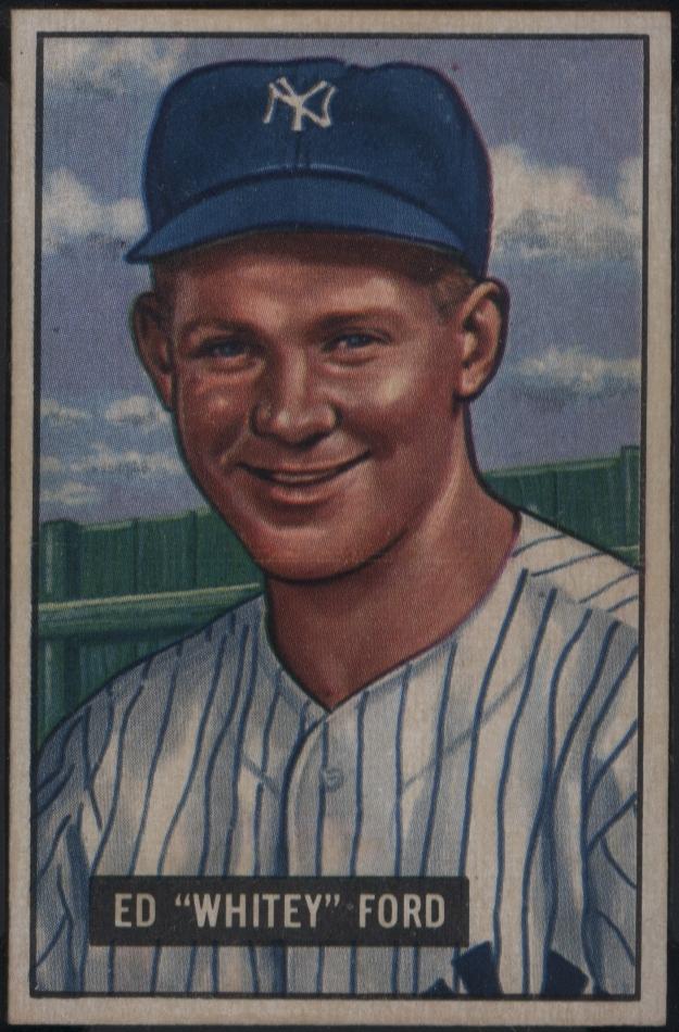 1951 Bowman #1